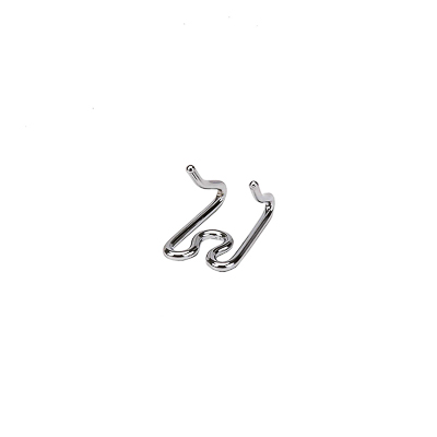 Chrome Plated Extra Link for 3.2 mm Prong Collar