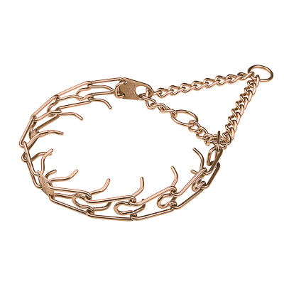 Curogan Prong Collar (3.2 mm x 23 inches)