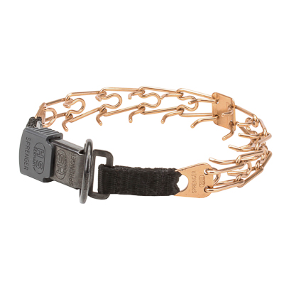 Curogan Pinch Dog Collar (3.2 mm x 20 1/2 inches)