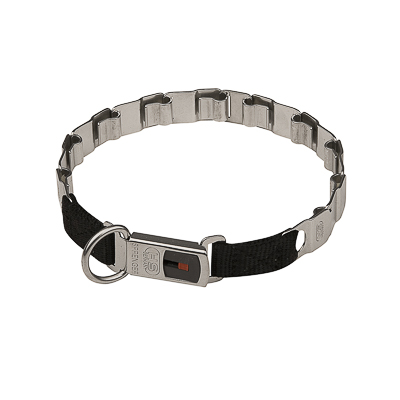 Herm Sprenger Neck Tech Fun collar of Stainless Steel - 23 3/5 inches (60 cm)
